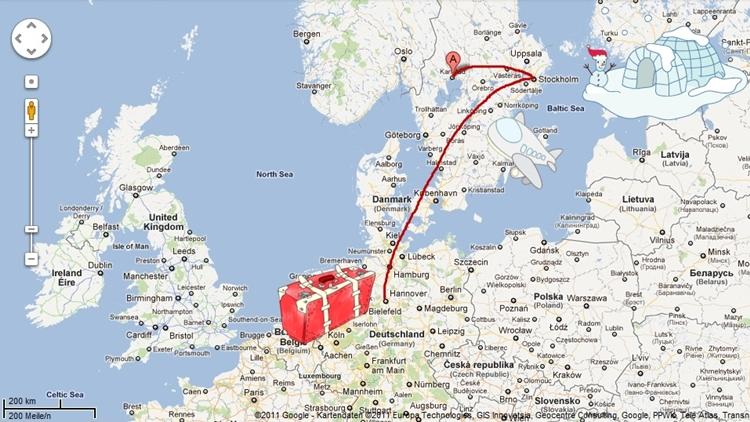 I proudly announce: Und die Reise geht nach…