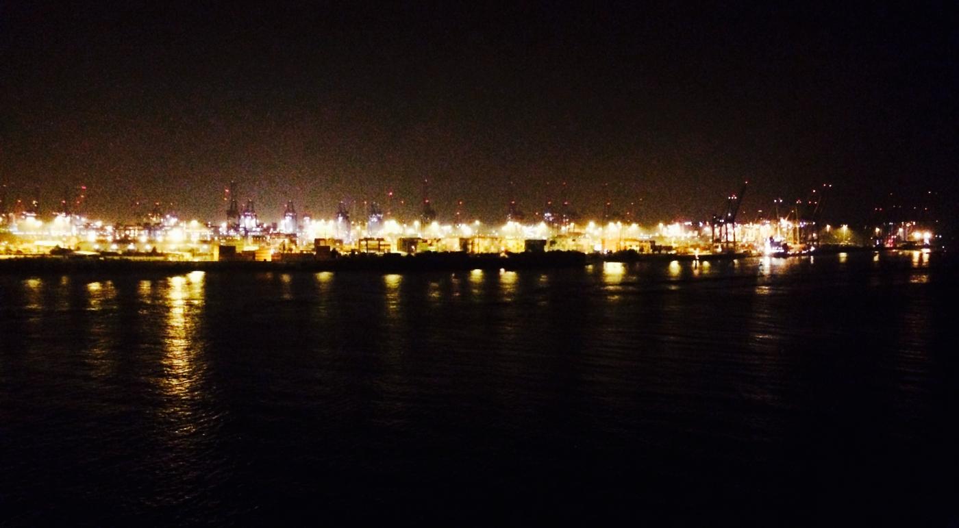 Landungsbrückenlichter