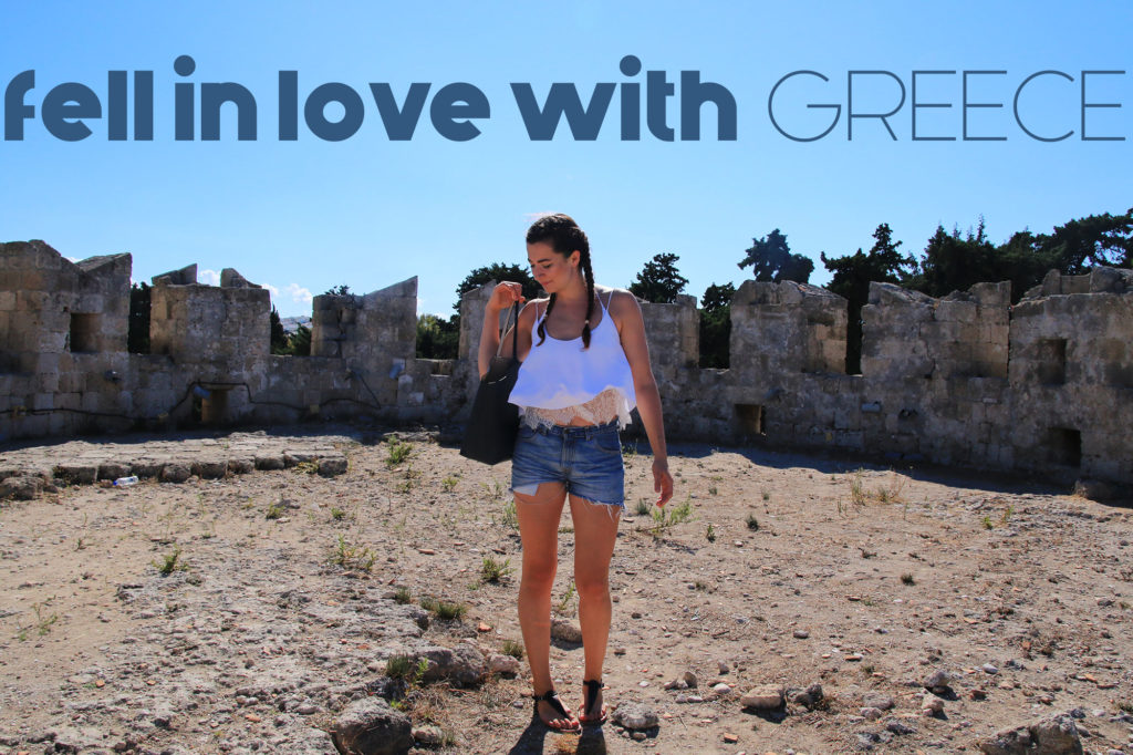 Travel Diary: Rhodos, Greece