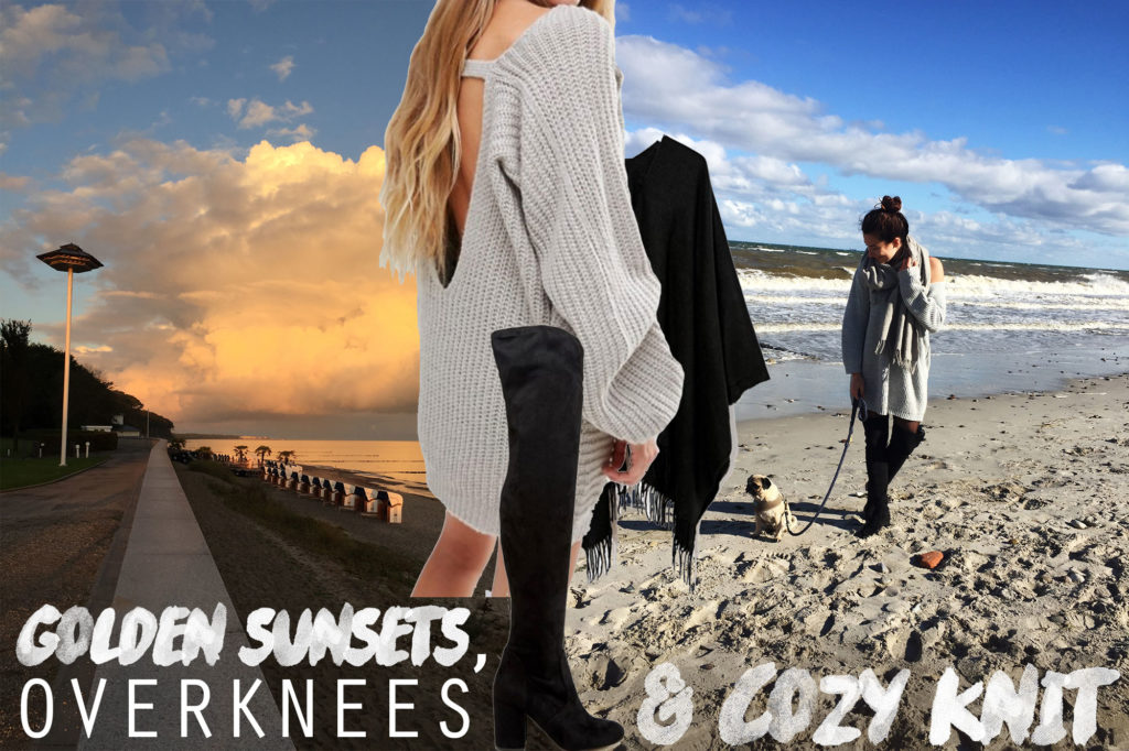Wool Knit & Overknees Shopping Tipps – Picks für den Herbst