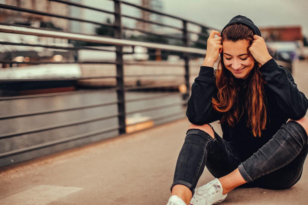 Über Glück, Zufriedenheit und die richtige Einstellung
