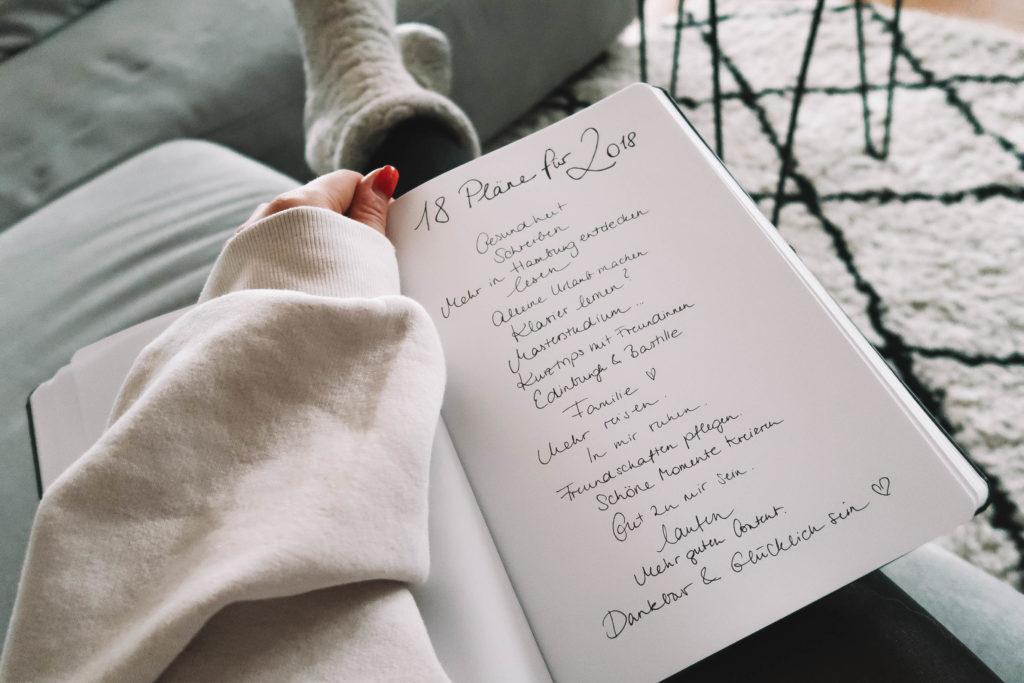 18 Pläne für 2018