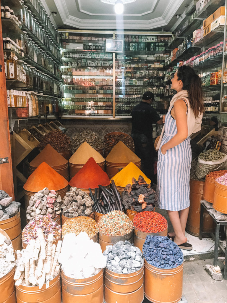Travel Diary: 72h in Marrakech