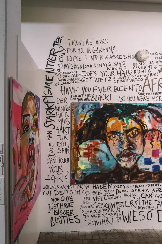Mehr Kunst, mehr Inspiration, mehr Nachdenken