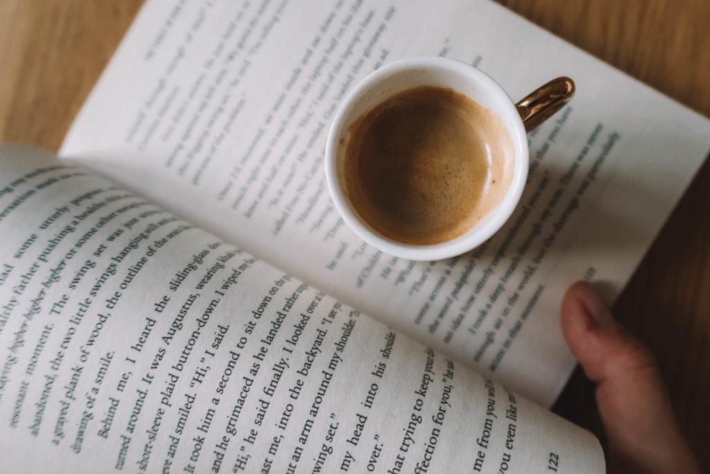 Lesetipps zum Kaffee