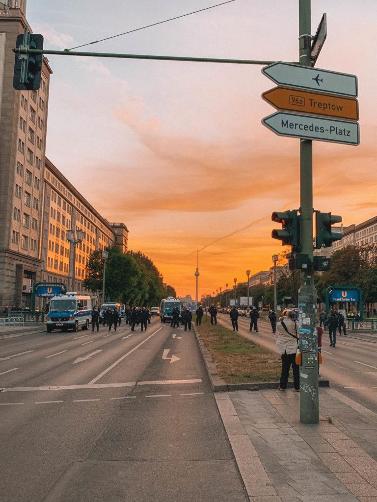 berlin stories, die zweite